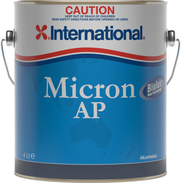 Micron AP from International Paints.