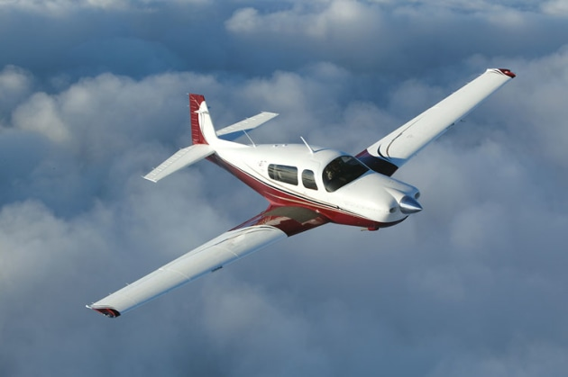 Mooney's M20U Ovation 2. (Mooney International)