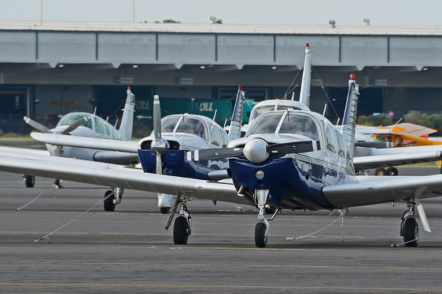 General aviation in Australia has long suffered from a high regulatory burden, which many believe has led to industry stagnation. (Steve Hitchen)