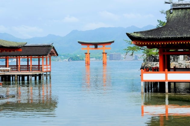 Miyajima. Photo © PONANT Laure Patricot.