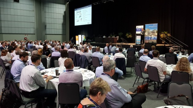 Delegates at the opening of the 6th Northern Australia Defence Summit.