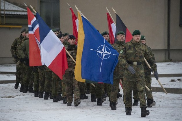 Alliance members have been urged to step up their contributions. 