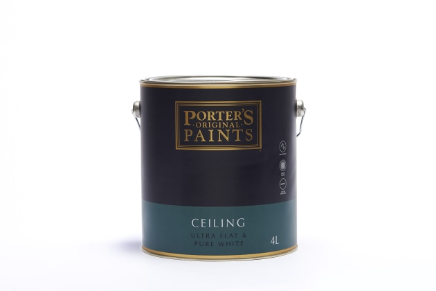 PIDA 2020 Labelling & Decoration Category Finalist: NCI Packaging & Dulux Group for the Porter's Paints superior crafted paint can.