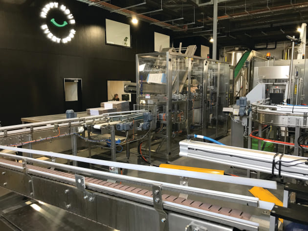Balter Brewing's refurbishment included the installation of a compact canning line, with equipment and integration supplied by Fibre King.