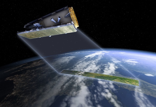 The NovaSAR satellite will provide CSIRO and the wider Australian research community with access to an advanced form of radar technology known as S-band SAR.