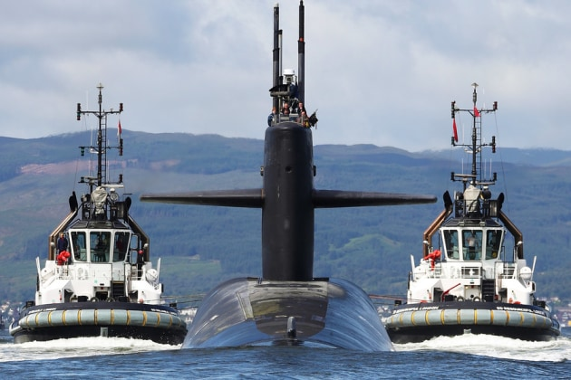 Nuclear And Conventional Submarines Are Not Mutually