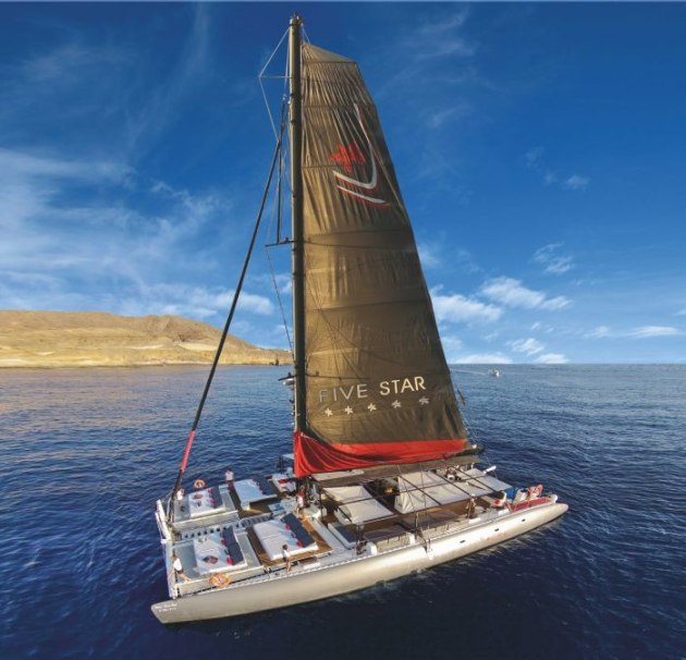 Multihull Solutions has successfully sold the southern hemisphere's first Ocean Voyager 78 day charter catamaran to South Sea Sailing in Fiji.