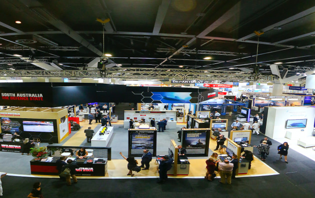 The Pacific 2019 tradeshow took place at Sydney's ICC.