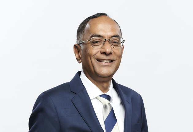 Solid improvement: Sanjay Dayal, CEO and managing director of Pact Group.