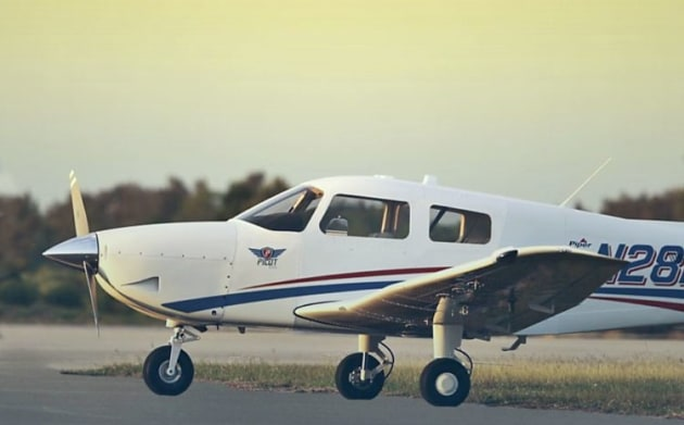 The Piper 100 is based on the venerable PA28 airframe. (Piper Aircraft)