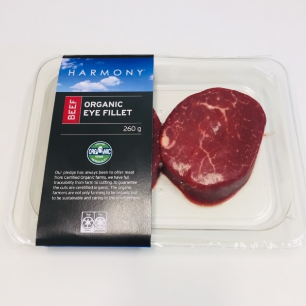 Plantic Technologies' Neat Meat tray