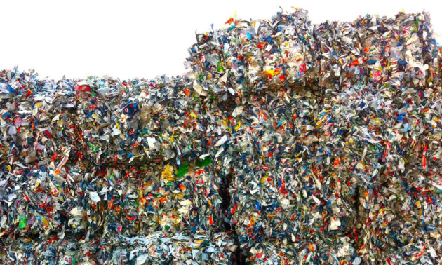 Plastic waste: having to be rethought