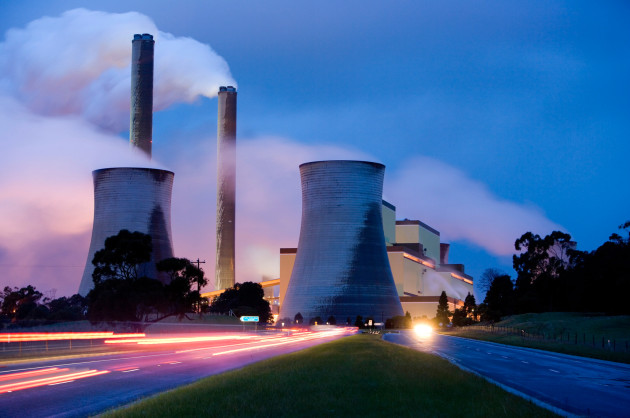 The exercise was held at the AGL Loy Yang Power Station facility in the La Trobe Valley. (AGL)