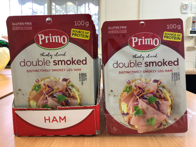 PIDA 2020 Food Category Finalist: Primo Foods for the Red Range Slice Pack.