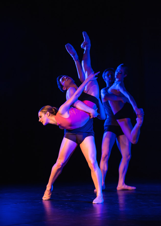 Loughlan Prior Dance Group, 'Diminished Illusions'. Photo: STEPHEN A'COURT