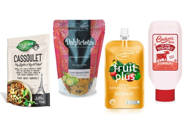 These convenience food products that are new on shelf will be among the examples discussed at the Food & Drink Business LIVE breakfast forum on 12 October in Melbourne.