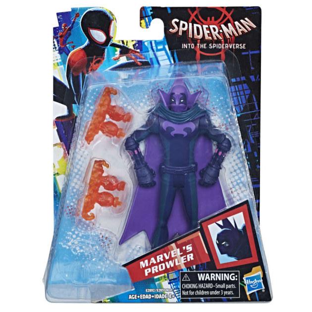 Spider-Man Into The Spider-Verse Super Collider Playset w// Miles Morales Figure