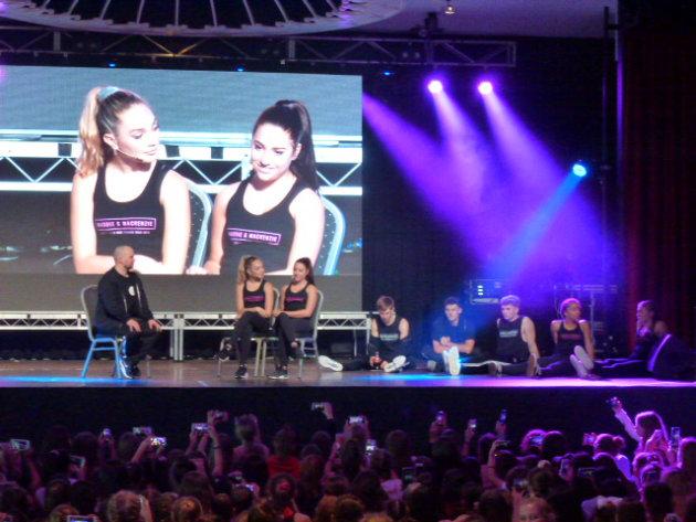 Maddie and mackenzie australia nz tour dance australia maddie and mackenzie m4hsunfo