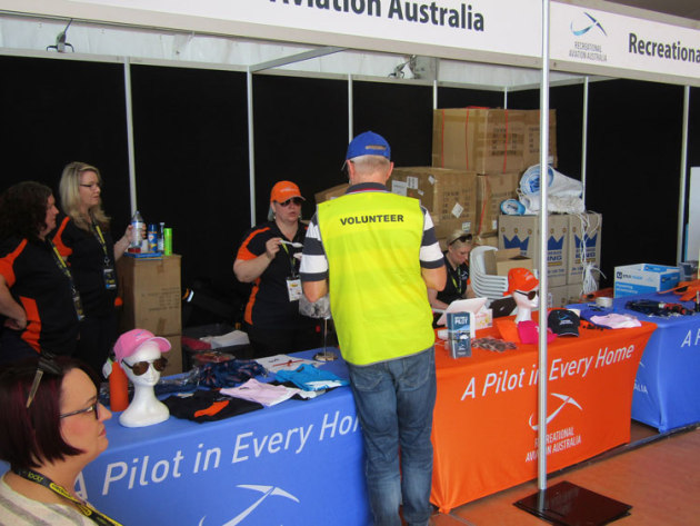 Recreational Aviation Australia was one of the key backers of AirVenture Australia 2019. (Paul Southwick)