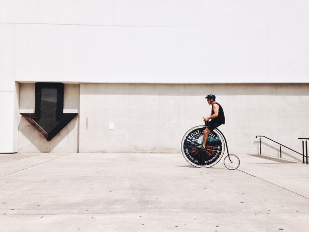 The Penny Farthing: Rachel Hope.