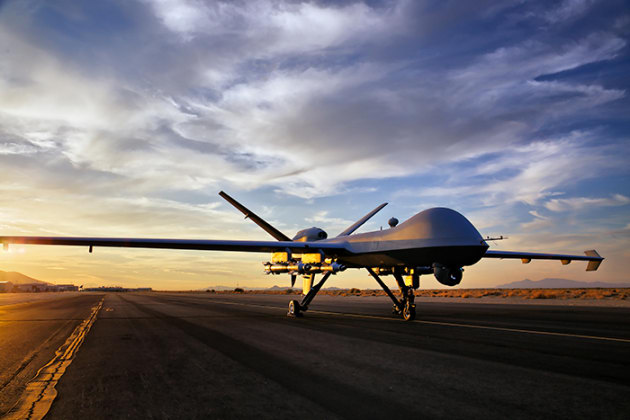 GA-ASI has conducted the first automated landing of an RPA. GA-ASI