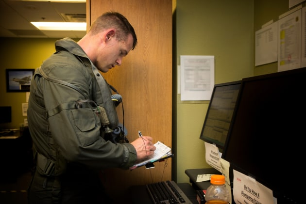Accurate recordkeeping is critical to ensuring compliance. Credit: Defence