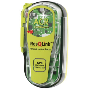 Ladies and gentlemen, the ACR ResQLink PLB.