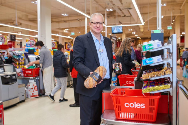 "Coles chief information and digital officer Roger Sniezek Roger Sniezek: ""We're very confident that Microsoft will empower us to achieve more."""