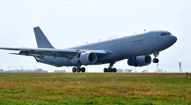 South Korea has become the seventh nation to operate A330 MRTTs. Airbus