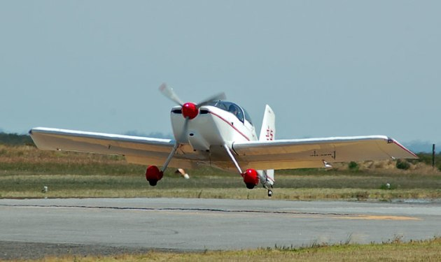The Sport Aircraft Association of Australia administers amateur-built experimental aircraft such as the RV series. (Steve Hitchen)