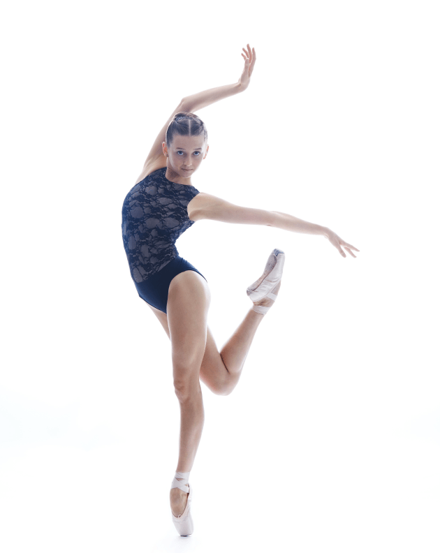 Sydney College of Dance. Dancer: Leilani Holmes-Skrill.