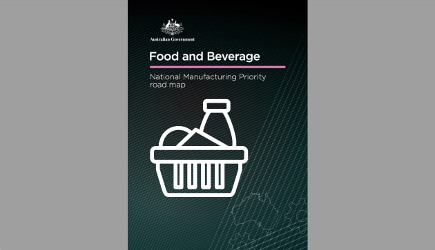 "The Modern Manufacturing Initiative's Food & Beverage Roadmap is about investing in the sector and maximising ""every opportunity"" to tap into global markets and create jobs on the domestic front."