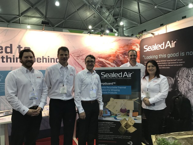 Sealed Air team