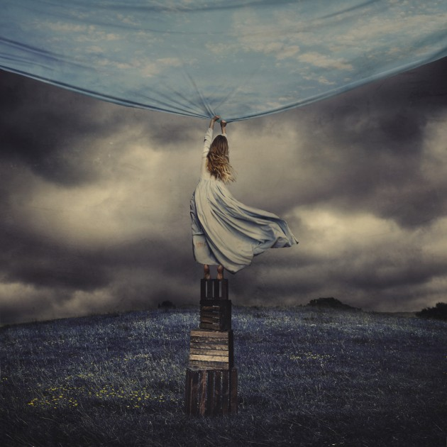 © Brooke Shaden. Brighter Days.