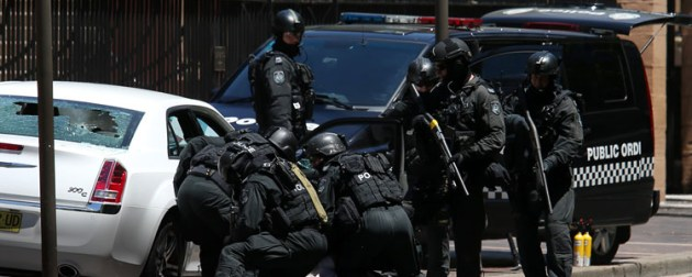 Craig International Ballistics supplies body armour to Australian police forces.