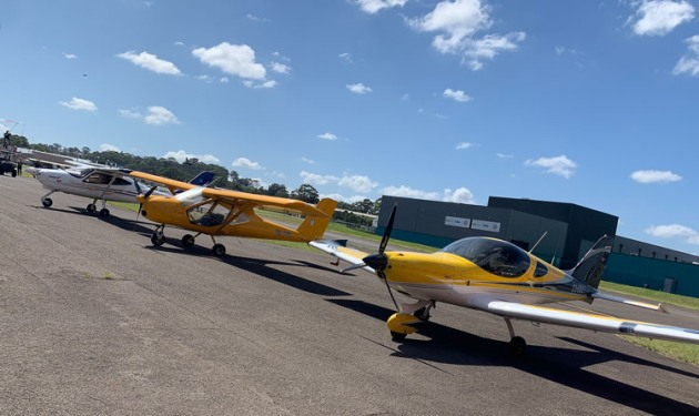 A sections of the Soar Fleet to be auctioned by Pickles. (Pickles Australia)