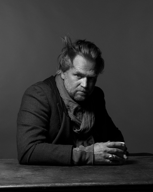 Stephen Dupont, 2018. © Simon Harsent. I first met Stephen Dupont eight years ago; I regard him as one of Australia's finest photographers. I've always found Stephen a very humble and passionate person – sometimes aloof, but in an intriguing way. When I saw his one-man show a few years ago, I saw a different side of him, and it gave me some insight, some partial understanding of the complexities of being a war photographer. To me, this portrait sums up the complex intensity of Stephen. Coincidentally, the sitting took place on September 11th this year (2018), a date in history that holds significance for both of us.