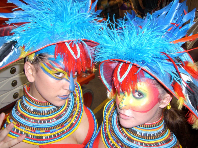 Headdresses for So You Think You Can Dance.
