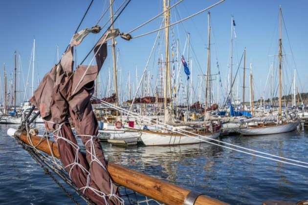 Geelong Wooden Boat Festival.  Photo Credit Tom Smeaton.