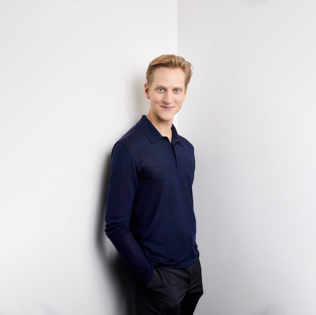 David Hallberg. Photo: Daniel Boud