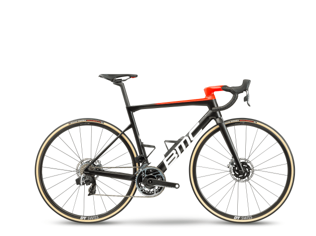 The new BMC Teammachine SLR 01 One.
