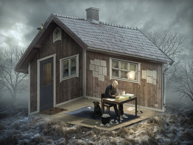 The Architect. © Erik Johansson.