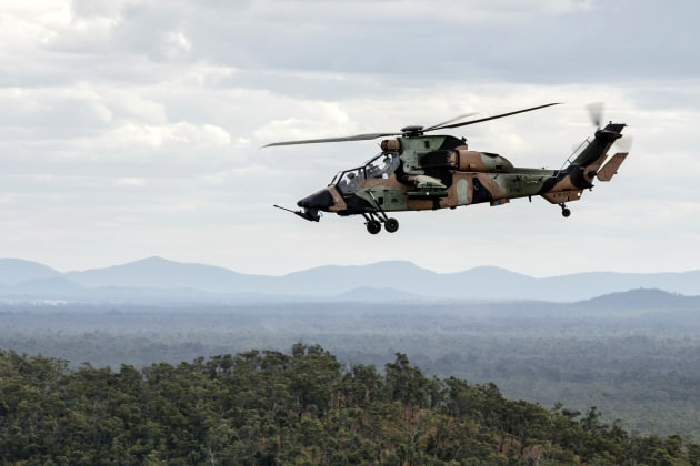 The Tiger replacement program will be managed under Land 4503