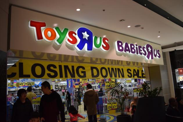 Toys R Us Australia To Close Toy Amp Hobby Retailer