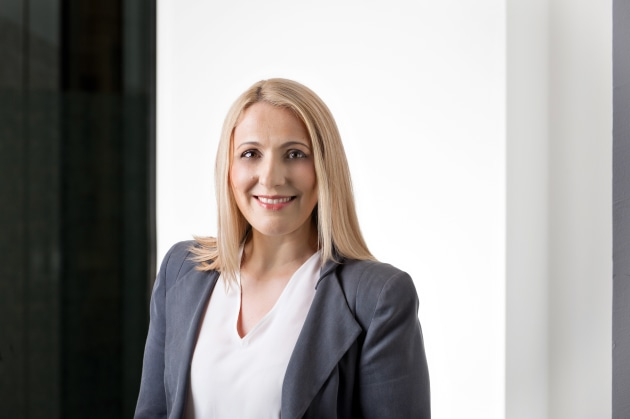 Murray River Organics Group's new MD and CEO, Valentina Tripp.
