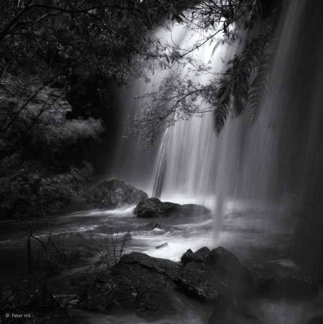 Winner: Junction falls - after, Peter Hill (NSW)