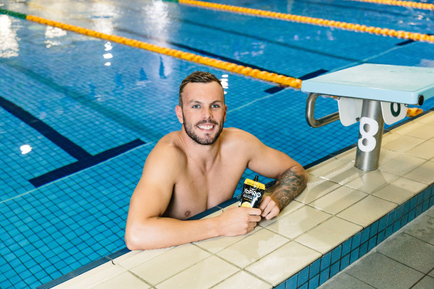 Olympic gold medallist Kyle Chalmers joins the YoPRO campaign.