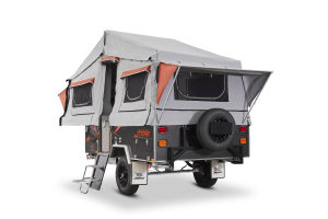 JTRAK: Jayco's first ever tent-trailer range