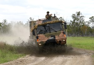 Defence announces final truck upgrade under Land 121 5B