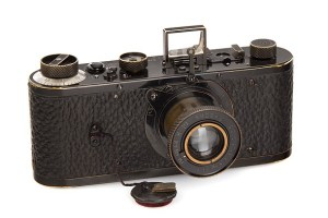 This 1923 Leica just set a new record for the world's most expensive camera